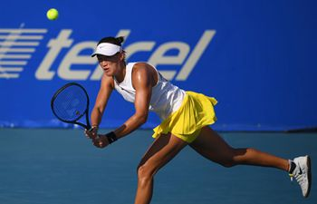 Highlights of WTA Mexican Open women's singles semifinal match