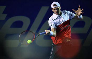 2020 ATP Mexican Open: men's singles semifinal match