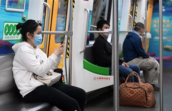 Nanning's Line 1 subway resumes normal operation
