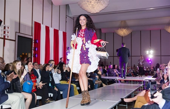 Food in Fashion event held in Dallas, U.S.