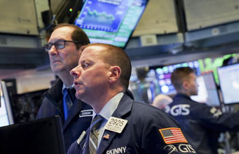 U.S. stocks close sharply higher