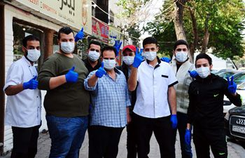 Syrian gov't undertakes measures to protect people from threats of coronavirus
