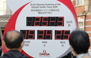 Tokyo 2020 to set up task force to address issues around postponed Olympics