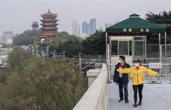 People's daily life gradually recovers in Hubei