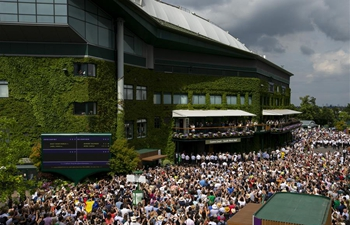 Wimbledon 2020 cancelled due to COVID-19 pandemic