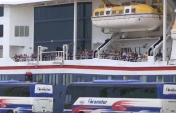 U.S. embargo thwarts aid shipment to Cuba