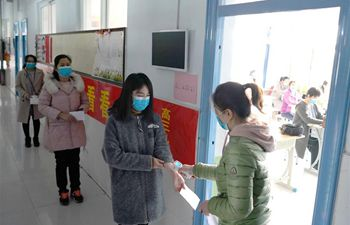 Schools in Hebei rehearse for class resumption of students to ensure safe school opening