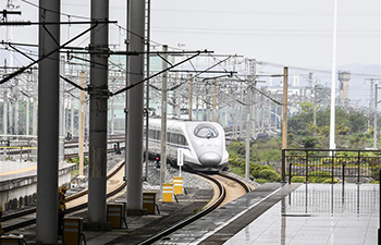 Train from Wuhan to Nanning reopens its service after lifting of travel restrictions