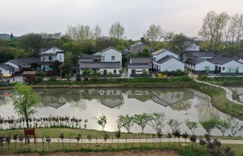 Service industry developed in Jiangning District of Nanjing