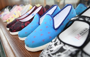 Tangchang cloth shoes: provincial cultural heritage in Sichuan