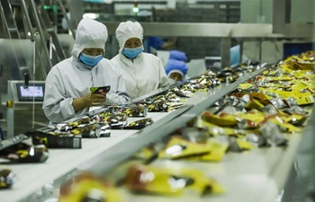 Export companies resume production in Zunhua, Hebei