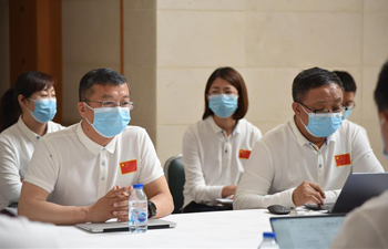 Chinese medical experts introduce dos and don'ts for COVID-19 prevention and control in Riyadh