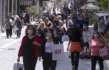 Feature: Greece reopening schools, shops after two-month closure