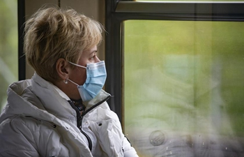 Public transport passengers required to wear face covers to minimize infection risks in Latvia