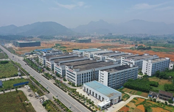 Economic dev't zone resumes work, production in Suiyang, Guizhou
