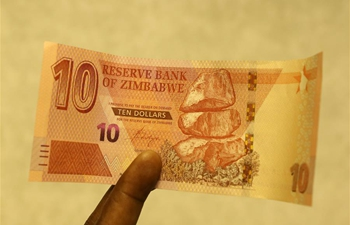Zimbabwe's new higher denomination notes start circulating amid soaring inflation