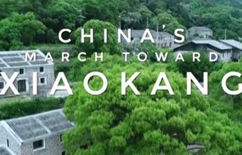 """China's march toward """"Xiaokang"""""""