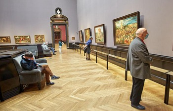 Kunsthistorisches museum in Vienna reopens