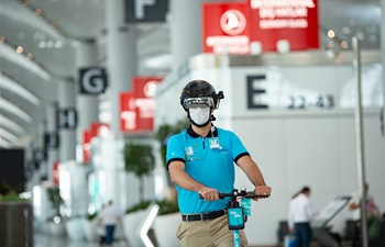 Technology, innovation top COVID-19 precautions in Istanbul Airport