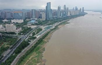 Nanchang imposes traffic control on Ganjiang River