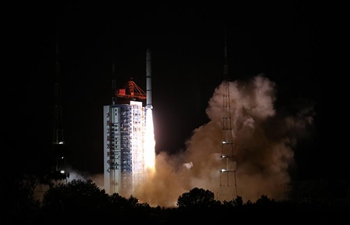 China successfully launches new ocean observation satellite