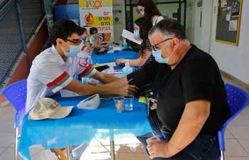 Israel,Algeria observe World Blood Donor Day