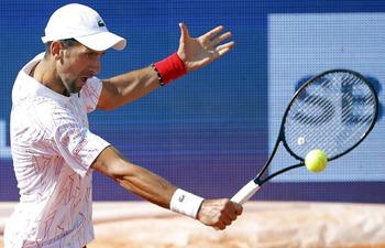 In pics: tennis tournament Adria Tour in Belgrade