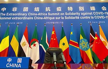 China, Africa enhance solidarity in face of COVID-19