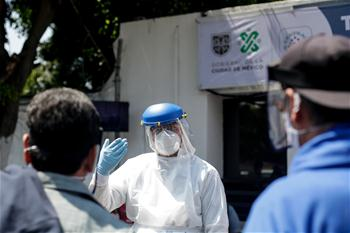 Daly life in Mexico City amid COVID-19 outbreak