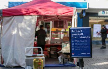 Daily life amid COVID-19 pandemic in Sydney, Australia