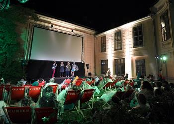 "11th ""Dotdotdot Open Air Short Film Festival"" held in Vienna, Austria"