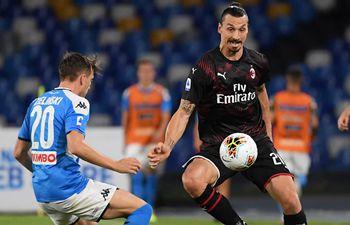 Serie A: Napoli vs. AC Milan