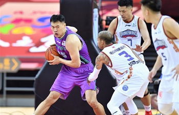 CBA: Shandong Heroes vs. Nanjing Monkey Kings