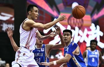CBA: Jiangsu Dragons vs. Qingdao Eagles