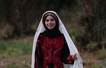 Fashion show held to celebrate Palestinian Traditional Dress and Heritage Day in Jericho
