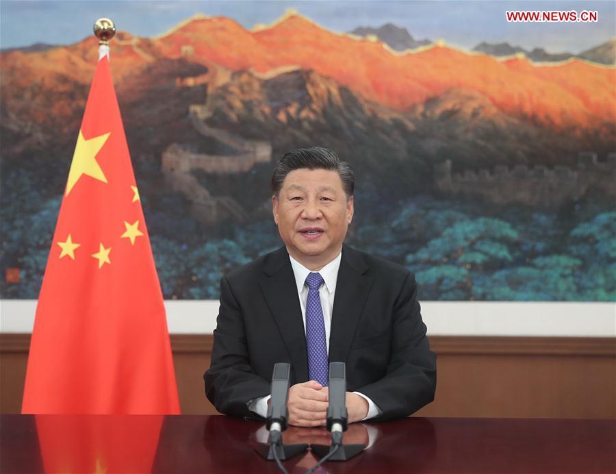 CHINA-BEIJING-XI JINPING-AIIB-ANNUAL MEETING (CN)