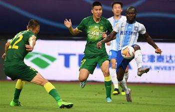 CSL: Beijing Sinobo Guoan vs. Tianjin TEDA