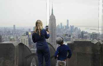 Top of the Rock Observation Deck in New York reopens