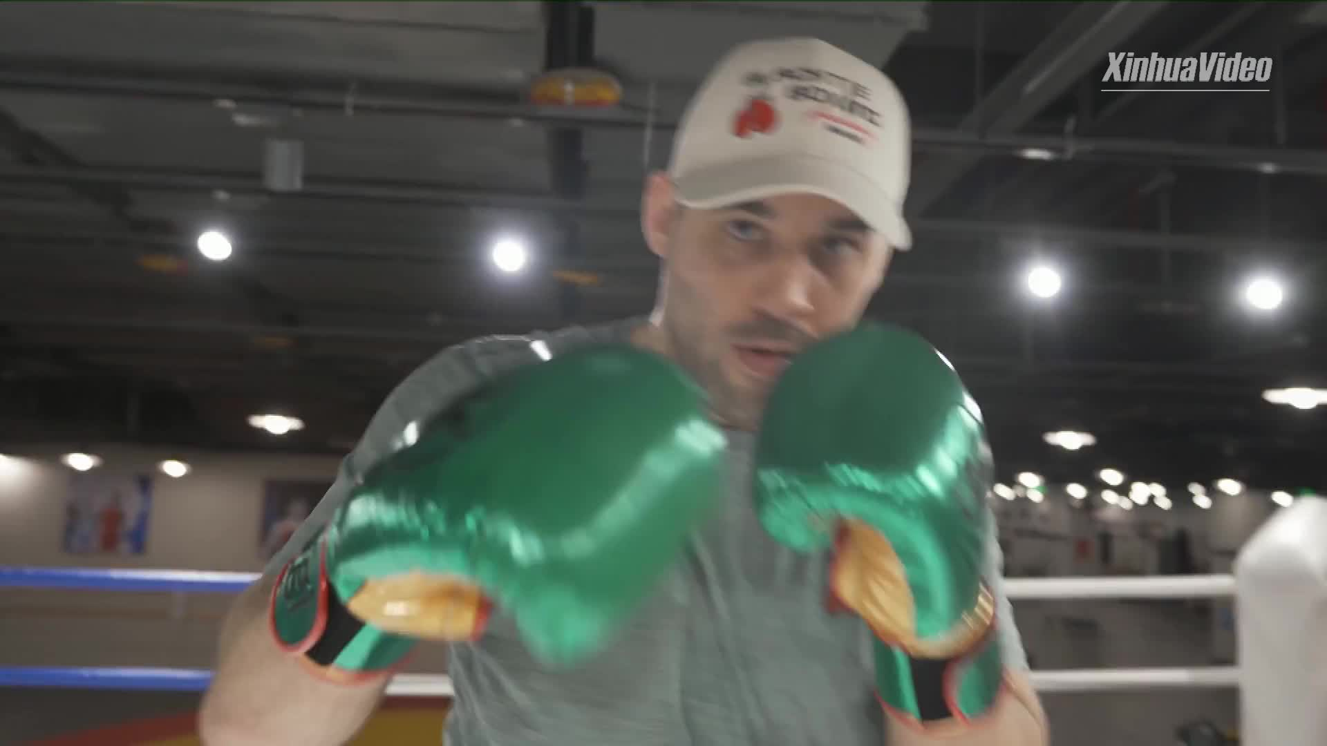 Vlog: Former Croatian boxing champion's meaningful life in China