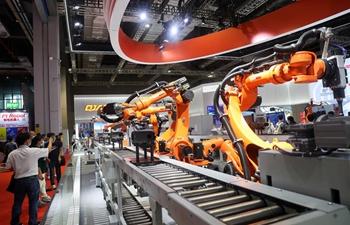 China International Industry Fair opens in Shanghai