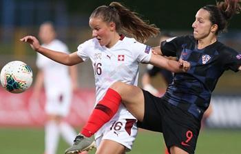 In pics: UEFA Women's Euro Qualifying match