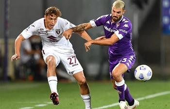 Fiorentina take narrow win over Torino in Serie A opener