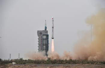 China launches new satellite to monitor ocean environment