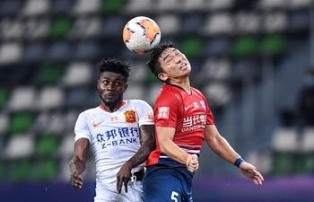 Chongqing Lifan edge Wuhan Zall in CSL