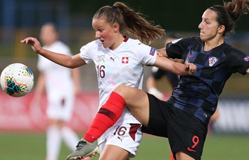 In pics: UEFA Women's Euro Qualifying match