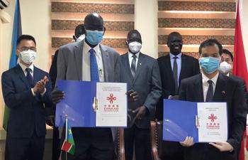 China, South Sudan ink deal to construct key bridge