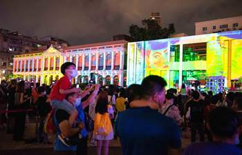 Highlights of Macao Light Festival