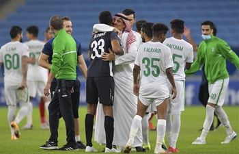 Al Ahli Saudi FC enters quarterfinals of Asian Champions League