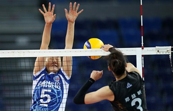 Highlights of Chinese Women's Volleyball Championship
