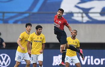 CSL Dalian Division: Jiangsu Suning vs Shenzhen FC
